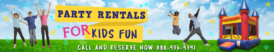 Kids Party Bounce House Jumpers For Rent in Downey, Ca